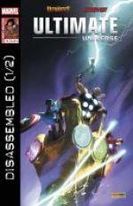 Ultimate Universe T12 : Division (0), comics chez Panini Comics de Bendis, Fialkov, Marquez, Di Giandomenico, Ponsor, Charalampidis, Quintana, Komarck