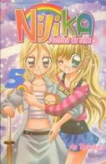 Nijika actrice de rêve T5, manga chez Glénat de Nakahara