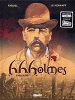 H.H. Holmes T1 : Englewood (0), bd chez Glénat de Le Hénanff, Fabuel