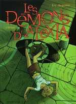 Les démons d'Alexia T3 : Yorthopia (0), bd chez Dupuis de Dugomier, Ers, Smulkowski
