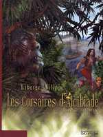 Les corsaires d'Alcibiade T2 : Le rival (0), bd chez Dupuis de Filippi, Liberge