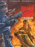 Imago Mundi T7 : Les orgues de Simushir (0), bd chez Dargaud de Braquelaire, Corbeyran, Brahy, Marquebreucq