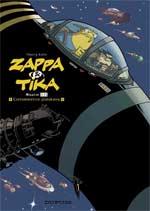 Zappa et Tika T1 : Contamination planétaire (0), bd chez Dupuis de Robin, Aureyre