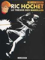 Ric Hochet T72 : Le trésor des Marolles (0), bd chez Le Lombard de Duchateau, Brichau, Tibet, Brichau
