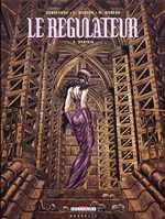 Le régulateur T3 : Ophydia (0), bd chez Delcourt de Corbeyran, Moreno