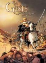 La geste des Chevaliers Dragons T18 : Arsalam la guerre des Sardes (0), bd chez Soleil de Ange, Vax