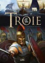 Troie T3 : Les mystères de Samothrace (0), bd chez Soleil de Jarry, Campanella Ardisha, Scopetta, Mccambriddge