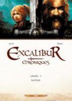 Excalibur - Chroniques T3 : Luchar (0), bd chez Soleil de Istin, Brion