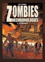Zombies néchronologies T1 : Les misérables (0), bd chez Soleil de Peru, Petrimaux, Digikore studio, Cholet