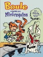 Boule et Bill : Boule contre les mini-requins (0), bd chez Dupuis de Rosy, Roba