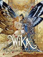 Wika T1 : Wika et la fureur d'Obéron (0), bd chez Glénat de Day, Ledroit