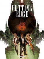 Cutting Edge T3, bd chez Delcourt de Dimitri, Alberti