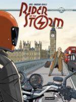 Rider on the storm T2 : Londres (0), bd chez Paquet de Géro, Deville