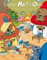L'Atelier Mastodonte T2, bd chez Dupuis de Alfred, Keramidas, Nob, Bianco, Feroumont, Yoann, Neel, Trondheim, Tébo
