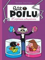 Petit Poilu T15 : L'expérience extraordinaire (0), bd chez Dupuis de Fraipont, Bailly