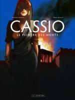 Cassio T8 : Le peintre des morts (0), bd chez Le Lombard de Desberg, Reculé, Kattrin