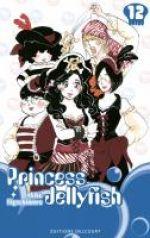 Princess jellyfish T12, manga chez Delcourt de Higashimura