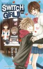Switch girl  T23, manga chez Delcourt de Aida