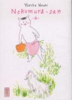 Nekomura-san T6, manga chez Kana de Yoriko