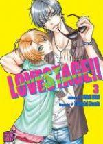 Love stage T3, manga chez Taïfu comics de Eiki, Zao