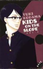 Kids on the slope T6, manga chez Kazé manga de Kodama