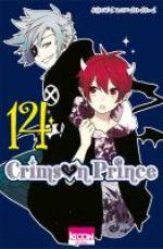 Crimson prince T14, manga chez Ki-oon de Kuwahara