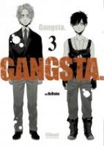 Gangsta T3, manga chez Glénat de Kohske