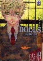 Dolls T9, manga chez Kazé manga de Naked ape, Lira Kotone, Nakamura