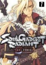 Soul Gadget Radiant T7, manga chez Kazé manga de Oomori