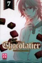 Heartbroken chocolatier T7, manga chez Kazé manga de Mizushiro