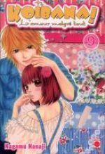 Koibana - l'amour malgré tout  T9, manga chez Panini Comics de Nanaji