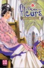 Le Chemin des fleurs T9, manga chez Kazé manga de Shimaki