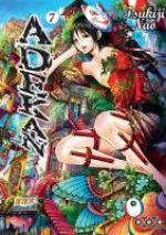 Adekan T7, manga chez Ototo de Nao
