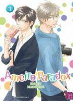 Ameiro paradox T1, manga chez Taïfu comics de Natsume