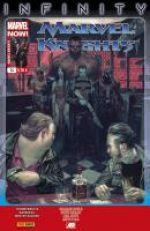 Marvel Knights T14 : Frère de sang (0), comics chez Panini Comics de Brubaker, Soule, Waid, Dillon, Noto, Samnee, Palo, Guice, Guru efx, Rodriguez, Bellaire, Breitweiser, Tedesco