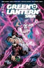Green Lantern Saga T24, comics chez Urban Comics de Jordan, Robinson, Venditti, Soule, Calafiore, Tan, Scott, Chang, Vitti, Walker, Scott, Quintana, Pantazis, Eltaeb, Maiolo, Sinclair, Ciardo