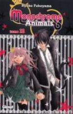 Monochrome animals T12, manga chez Glénat de Fukuyama