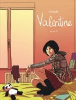 Valentine T5, bd chez Dargaud de Vanyda, Drac
