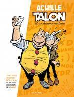 Les Impétueuses tribulations d'Achille Talon T1 : Achille Talon est un homme moderne (0), bd chez Dargaud de Fabcaro, Carrère, Mel