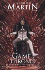 A Game of thrones – Saison 1, T4, comics chez Dargaud de Abraham, Martin, Patterson, Nunes
