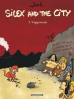 Silex and the city T5 : Vigiprimate (0), bd chez Dargaud de Jul, Larcenet