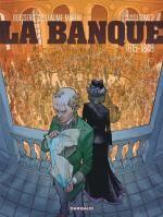 La Banque – cycle 1 : 1815-1848, T2 : Le milliard des émigrés (0), bd chez Dargaud de Guillaume, Boisserie, Maffre, Delf