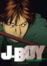 J.Boy T2, manga chez Delcourt de Noujou