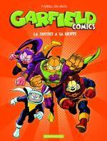 Garfield comics T3 : La justice a sa griffe (0), comics chez Dargaud de Davis