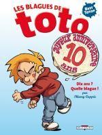 Les blagues de Toto : Dix ans ? Quelle blague ! (0), bd chez Delcourt de Coppée