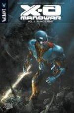X-O Manowar – version librairie, T3 : Planète Mort (0), comics chez Panini Comics de Venditti, Nord, Hairsine, Baumann, Reber, Crain