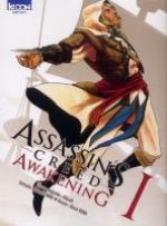 Assassin's creed awakening T1, manga chez Ki-oon de Oiwa