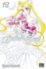 Sailor moon - Pretty guardian  T12, manga chez Pika de Takeuchi
