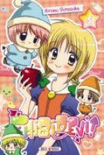 Chibi devi ! T5, manga chez Soleil de Shinozuka