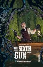 The Sixth Gun T2 : A la croisée des chemins (0), comics chez Urban Comics de Bunn, Hurtt, Crabtree